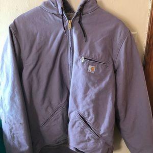 Light Purple Carhartt Coat